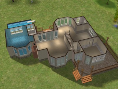 Sims 2 ideas for houses